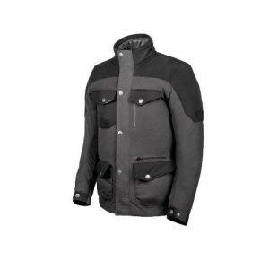 Hevik BLACKJACK giacca uomo con protezioni omologate e fodera termica removibile colore nero