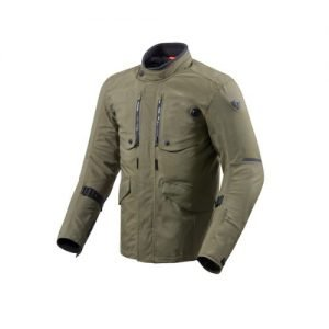 Revit Trench Gtx Verde Scuro