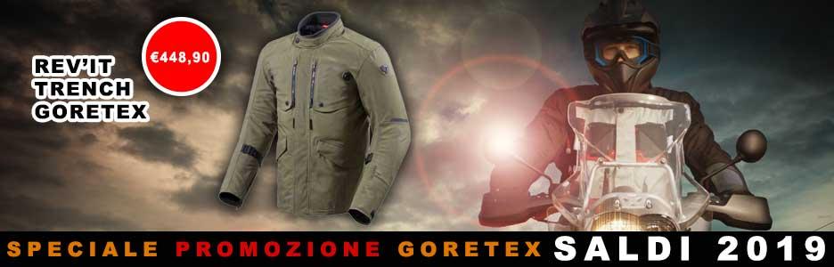 SPECIALE PROMOZIONE GORETEX