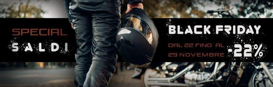 BLACK FRIDAY 22 FINO AL 29