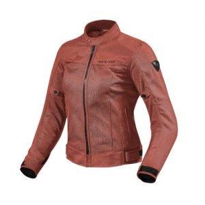 REVIT Giacca ECLIPSE LADIES FJT224_0240 Rosso Borgogna Fronte