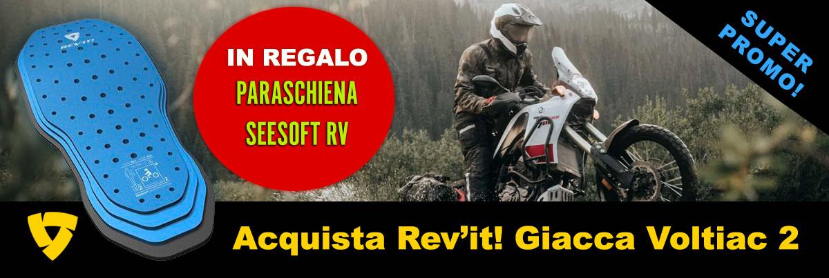 Promo Revit Giacca Voltiac 2 PARASCHIENA SEESOFT RV
