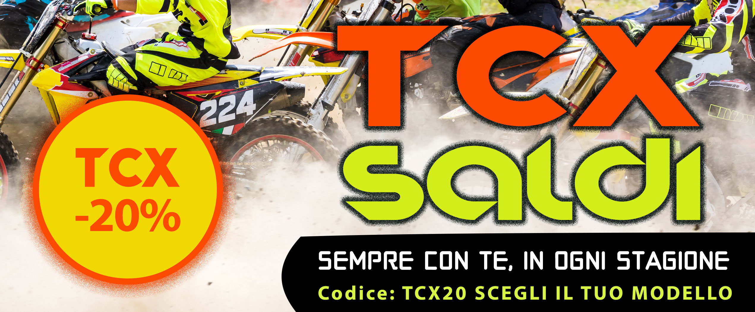 TCX SALDI PRIMAVERA